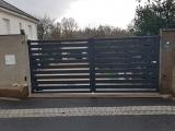 Portails Nantes : Réalisation 18 Rue de la Loire MAUVE SUR LOIRE
