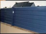Clotures Nantes : Cl�ture aluminium par-vue