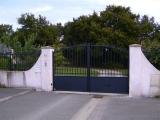 Portails Nantes : Portail 2 vantaux SUCE sur ERDRE