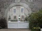 Portails Nantes : 2 vantaux alu à CHAPELLE BASSE MER