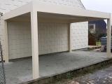 Clotures Nantes : R�alisation CARPORT, 21 Rue du petit Plessis � Thouar� sur Loire