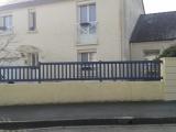 Clotures Nantes : Barreaudage aluminium